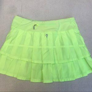 IVIVVA 12 green skirt